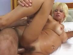 Blonde Loves Sucking Cock And Taking It In The Butt