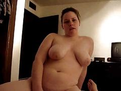 Chubby Girl Gets Fucked By Her Boyfriend