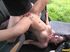 Lusty Julia De Lucia Finds A Friend With Cock To Fix Her Pussy